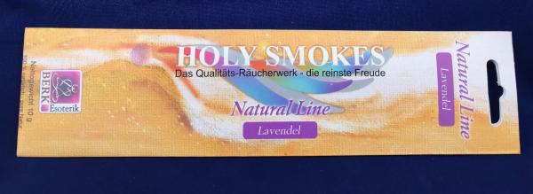 Lavendel - Holy Smokes Natural Line